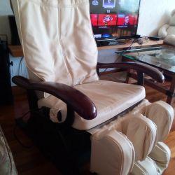 Massage chair.