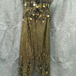 New carnival costume of Scheherazad