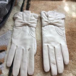 Γάντια 100% δέρμα