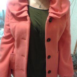 The short coat is female