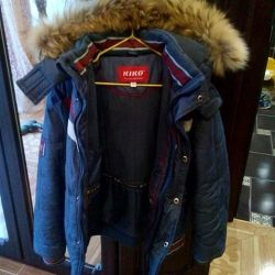 Winter jacket 140razm.