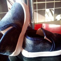 CHILDREN'S SHOES SLIPPERS JEANS