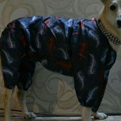 Дождевик на крупную собаку!