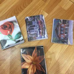 Albume mici pentru fotografii. 1 bucată de 20 de ruble