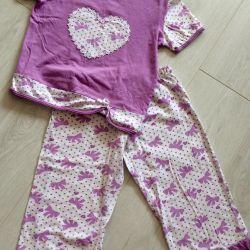 Pijamalar 122-140