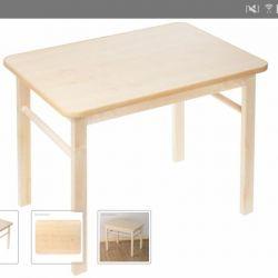 Τραπέζι και καρέκλα (ξύλο)