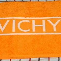 Noul frumos prosop portocaliu frumos 140x70 cm