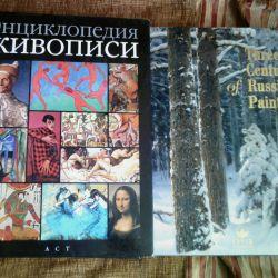 Ansiklopediler, albümler. Sanat, resim, kültür