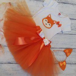 Chanterelle Costume
