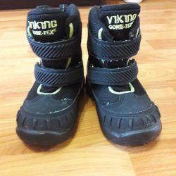 Viking χειμωνιάτικες μπότες