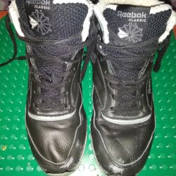 Winter reebok sneakers 38 size