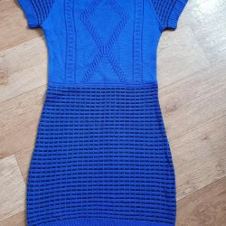 New knitted dress, 44-46
