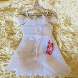 Çocuk elbisesi yeni