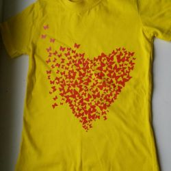 T-shirt για ύψος 110