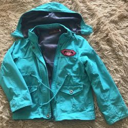 Windbreaker for girls 6-7 years old!