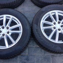 Wheels Land Rover