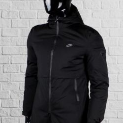 Пуховик Nike Black