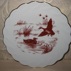 Decorative plate LOZ