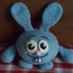 Tricotate jucărie moale