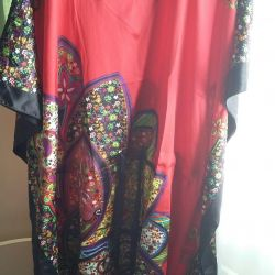 Dressing gown of tunic