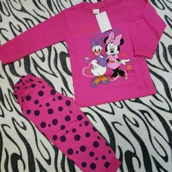 Pajamas for the girl 92 sizes new