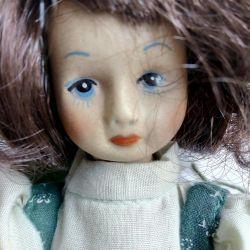 Doll Porcelain Germany