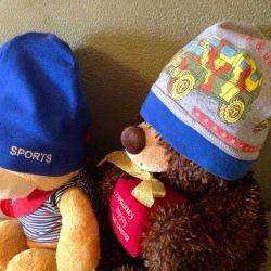 hats knitwear r. 50/52