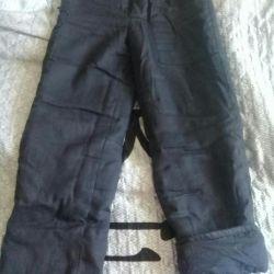 Pantaloni de bumbac