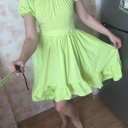 Платье, сарафан летний яркий