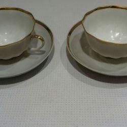 Çay çifti.