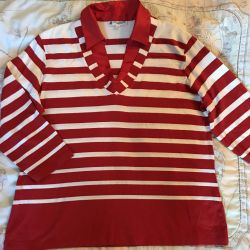 Carla Ferroni blouse XL