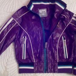 Windbreaker jacket, size 104-110