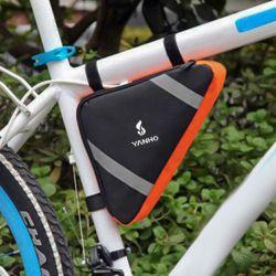 Сумка для спортивного горного велосипеда
