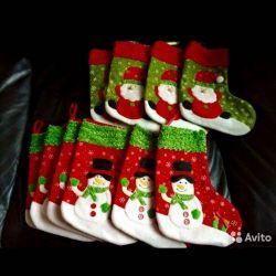 Christmas socks for gifts