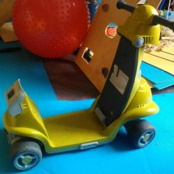 Wheelchair transformer for kids
