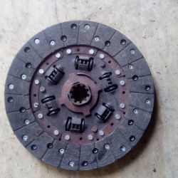 Clutch disc gas 402