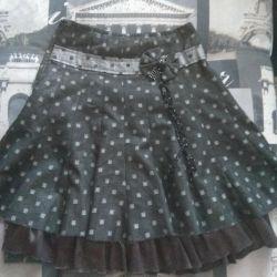Chic and original women's skirt