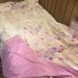 Bedclothes.