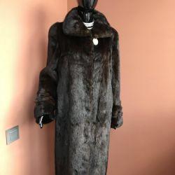 Mink coat 48/52