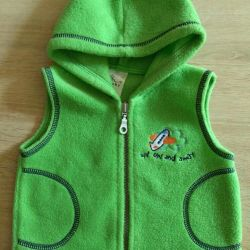 Vesta din fleece