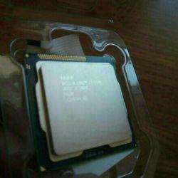 Core i3-2100 (1155 socket), new