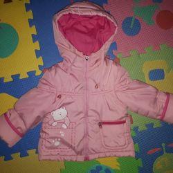Jacket toamna-primavara
