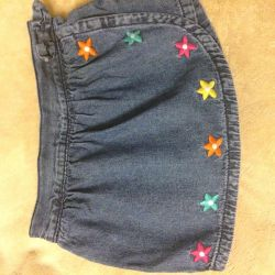 Skirt Crazy 8 shorts