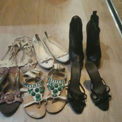 Kadın ayakkabısı 37