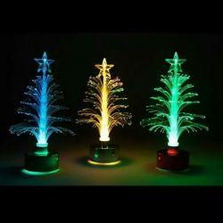 Christmas tree table twinkling needles