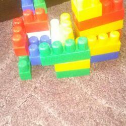 Mega Lego 28 Λεπτομέρειες