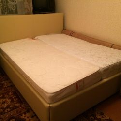 Double bed Ormatek 160x200