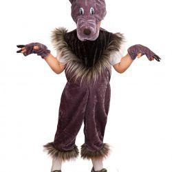 Children's carnival costume Teen Wolf