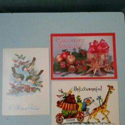 Vintage postcards for everything
