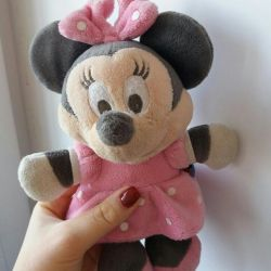 Toy minnie mouse